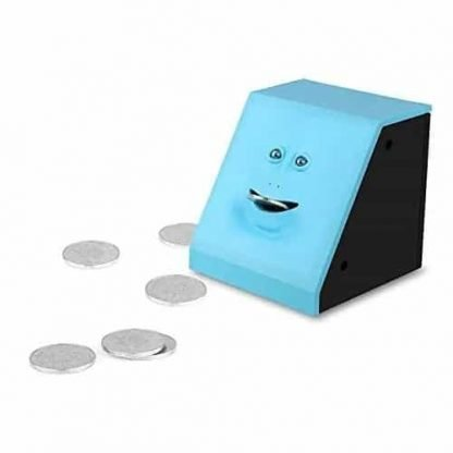 Creepy Face Coin Bank