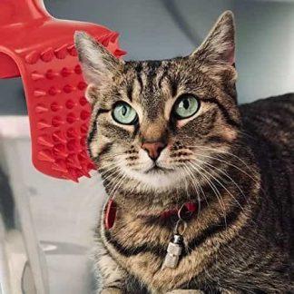 Lick'em Tongue Cat Brush